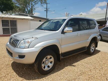 2007 Toyota LandCruiser Prado GX Wagon Aitkenvale Townsville City Preview