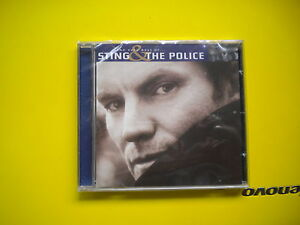 Sting/The Police Very Best Of CD NEW SEALED Roxanne/Message In A Bottle+