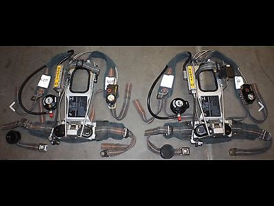 Scott 4.5 Ap50 Scba Integrated Pass Pre-owned Nice Condition