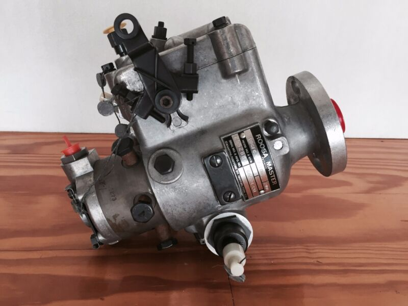 Ih Farmall 1206 Diesel Fuel Injection Pump - New Roosa Master - Dbgfc637-10kc