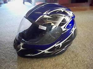 Full Face Motorcycle Helmet Sandy Hollow Muswellbrook Area Preview