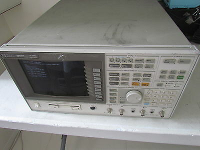 Hp Agilent 89410a Vector Signal Analyzer Dc - 10 Mhz Opt Ay9ayaayb