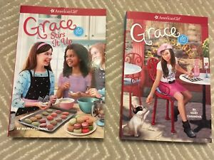 American Girl books - Grace