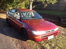 1998 Toyota Corolla Hatchback Manunda Cairns City Preview