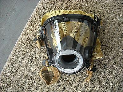 Scott Av-2000 Mask Large W Nose Cup Scba Air Pak