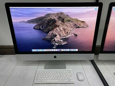"Apple iMac 27"" 5K Retina 2014 - 3TB Fusion 32GB Ram 4GHz Core i7 - AMD M295X 4GB"