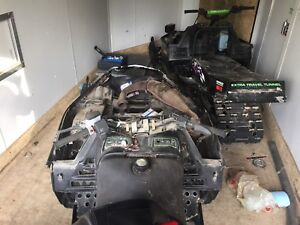 Parting out Arctic Cat 440s