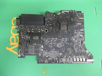 "Apple iMac 27"" A1419 Late 2012 i7 3.4 GHz Fully Working Logic Board Motherboard"