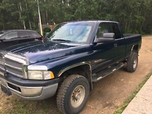 2002 Dodge Ram 24v cummins manual