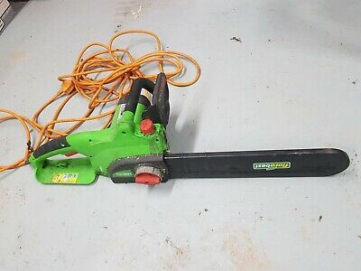 Electric Florabest Chainsaw with 18