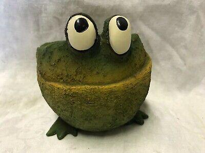 Blob House Frog Planter