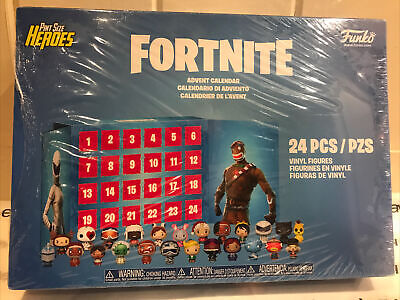Funko FORTNITE Pint Size Heroes 24pc Advent Calendar Brand New & Sealed