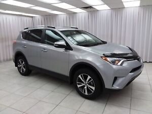 2018 Toyota RAV4 LE AWD SUV w/ BLUETOOTH, HEATED SEATS, LANE DEP