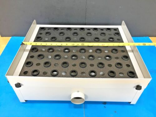 BENCHTOP DOWNDRAFT TABLE >> UNUSED CONDITIOIN <<