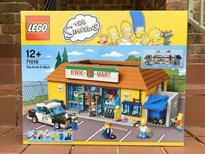 LEGO Simpsons 71016 Kwik E Mart, Brand new and sealed