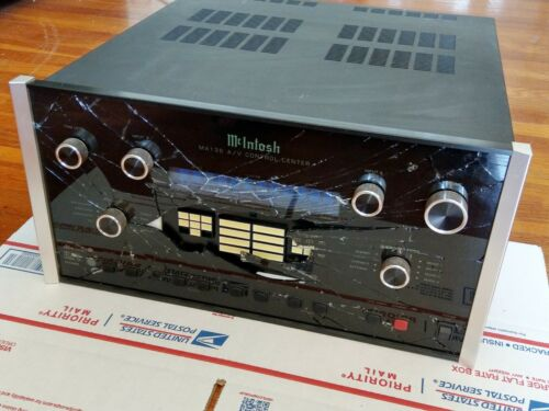 McIntosh MX136 Home Theater Control System Preamplifier - For Parts/Repair