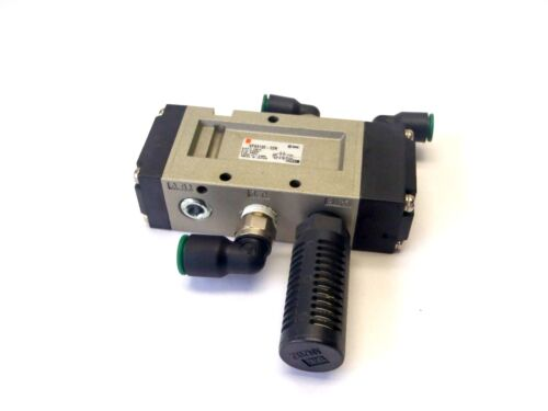 SMC VFA5120-02N Air Pilot Valve [G][RS] Supply Pressure 0.15~0.9MPa