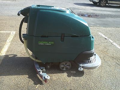 Reconditioned Nobles Speed Scrub Ss5 32-inch Disk Floor Scrubber Under 1000hr