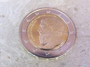 GRECIA 2013 - 2 EURO COMMEMORATIVI - RE, Italia - GRECIA 2013 - 2 EURO COMMEMORATIVI - RE, Italia