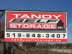 Self Storage In Breslau 1st month free