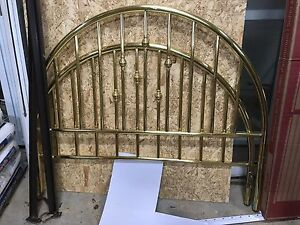 Double Brass Bed frame