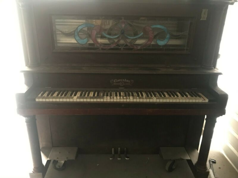 Clarendon Coin Operated Piano