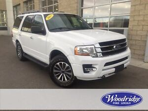 2017 Ford Expedition XLT 3.5L V6, FRONT & 2ND ROW HEATED SEAT...