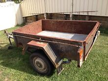 6x4 box trailer Rego till Sept 2016 Raworth Maitland Area Preview