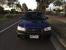 2004 Subaru Forester With rwc Coolaroo Hume Area Preview