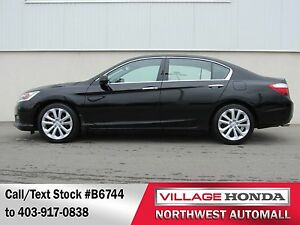 2013 Honda Accord Touring V6 | One Owner | Loaded | Navi |