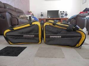 DRIRIDER SADDLE BAGS Rutherford Maitland Area Preview