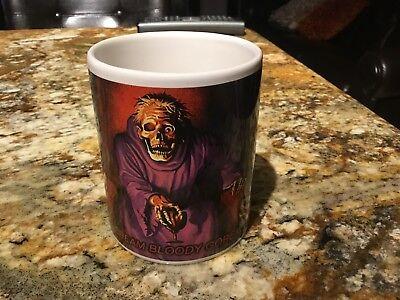 "2009 death cup  ""scream bloody gore"""