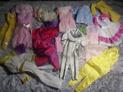 Vintage Barbie Superstar 70's 80's Clothing Lot some TLC Mattel
