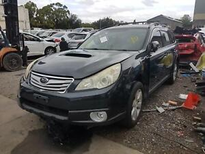 Wrecking 2010 Subaru Outback 2.0D - Stock #SO2734 Sherwood Brisbane South West Preview