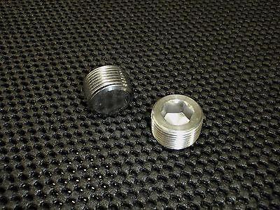 Ap-100 Stainless Steel Plug Allen Head 1 Npt Pipe