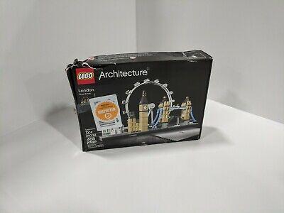 LEGO 21034 Architecture London 468pcs