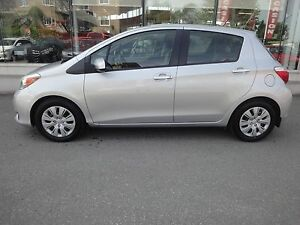 2013 Toyota Yaris Hatchback LE Air, Vitres, Cruise