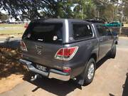 2013 BT-50 4x4 Auto 113Km Canberra City North Canberra Preview
