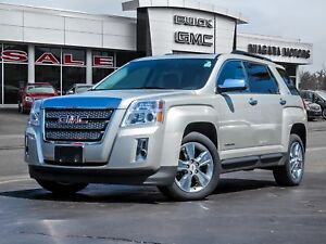 2014 GMC Terrain SLT..ONE OWNER..LOCAL TRADE..V6