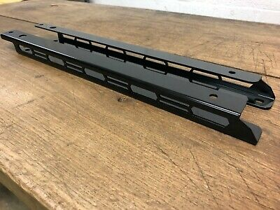 Stainless Steel Seat Riser Raiser Rails LAND ROVER DEFENDER 90 110 130 3mm Thick