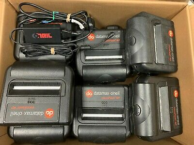 Datamax Oneil Mf4te Label Printer With Bluetooth Radio  Pn 200360-100
