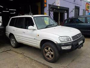 WRECKING / DISMANTLING 2000 TOYOTA RAV4 2.0L 7 SEATER AUTO North St Marys Penrith Area Preview