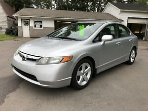 2006 Honda Civic Ex Excellent condition NEW MVI