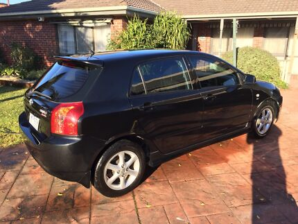 Toyota Corolla 2006 Registered Levin Seca Low Kay's Narre Warren Casey Area Preview