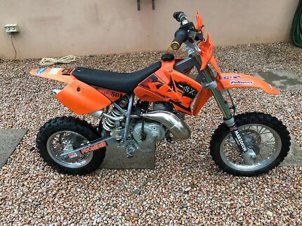 KTM 50SX