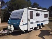 19.5 Foot Regent Cruiser Caravan w/ Ensuite Samford Valley Brisbane North West Preview