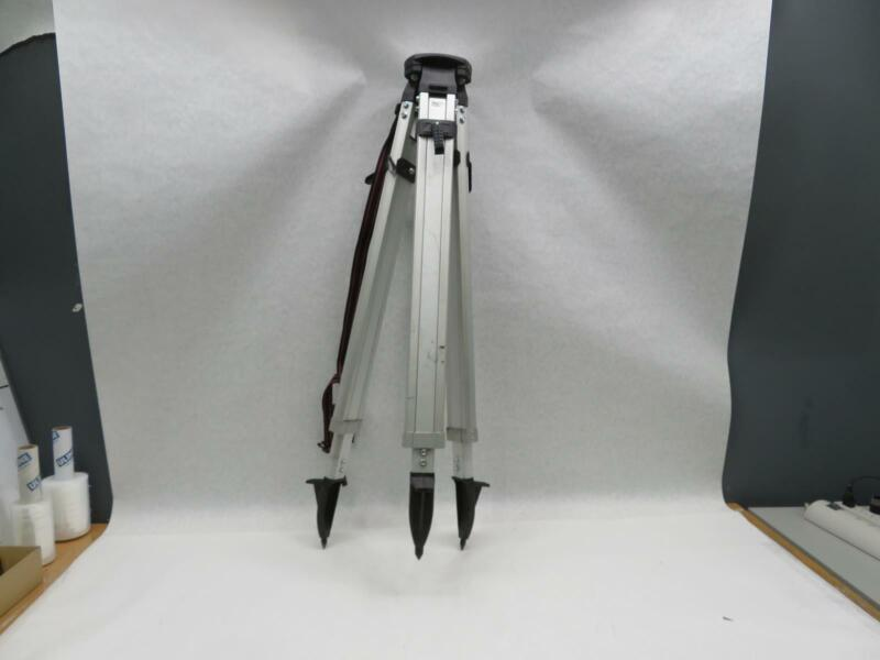 SitePro 01-ALQR20 5/8-11 Heavy Duty Aluminum Tripod with Quick Clamp