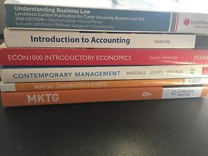 Commerce Textbooks Kenwick Gosnells Area Preview