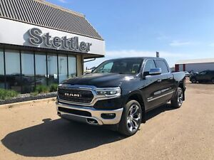 """2019 Ram All-New 1500 Limited SUNROOF! 22"""" WHEELS! ANTI SPIN!"""