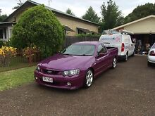 2005 Ford Falcon BA/BF XR8 MKII Magnet Utility Enoggera Brisbane North West Preview